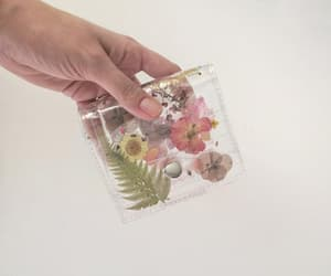 etsy, flower power, and pocket image