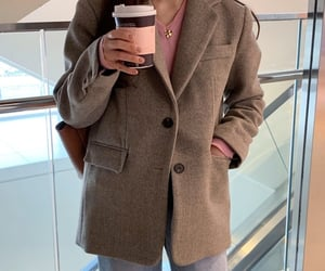blazer, design, and fashion image