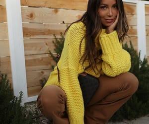 blogger, celine bag, and fashion image