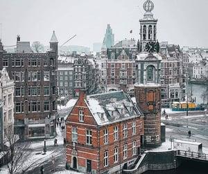 arquitectura, invierno, and belleza image
