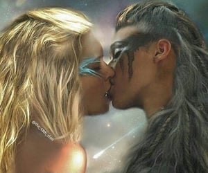 bisexual, griffin, and the100 image