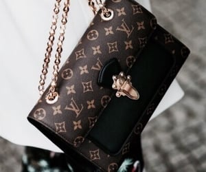 basic, Louis Vuitton, and indémodable image
