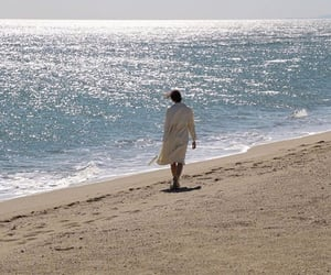 free, sea, and summer image