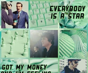 aesthetic, edit, and green day image