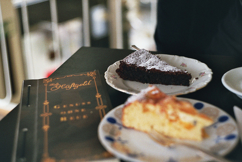 article, baking, and pineapple cake image