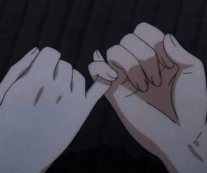 anime, love, and promise image