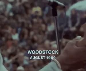 gif, Jimi Hendrix, and woodstock image