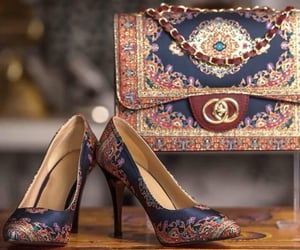 belleza, bolso, and elegancia image