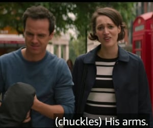 netflix, andrew scott, and phoebe waller-bridge image