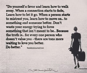 letting go, sad quotes, and sad quote image