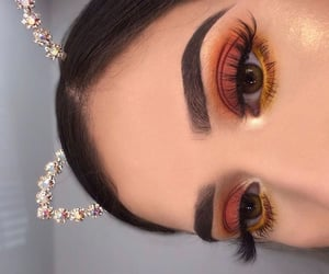 makeup, Dream, and fashion image