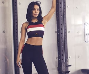 body, outfit, and sport image