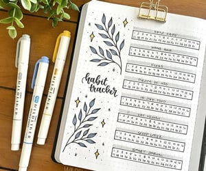 inspiration, inspo, and tracker image