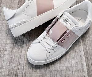 shoes, Valentino, and pink image