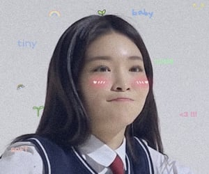 cute, chungha, and messy icons image