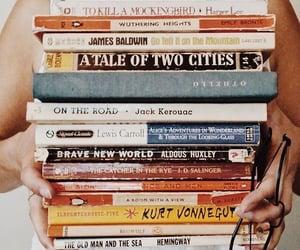 books, knowledge, and random image