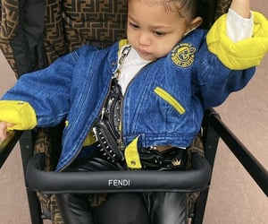 baby and stormi image