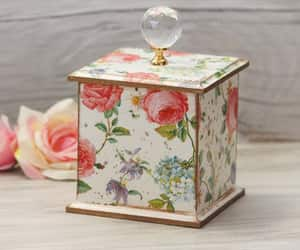 etsy, jewelry box, and mother gift image