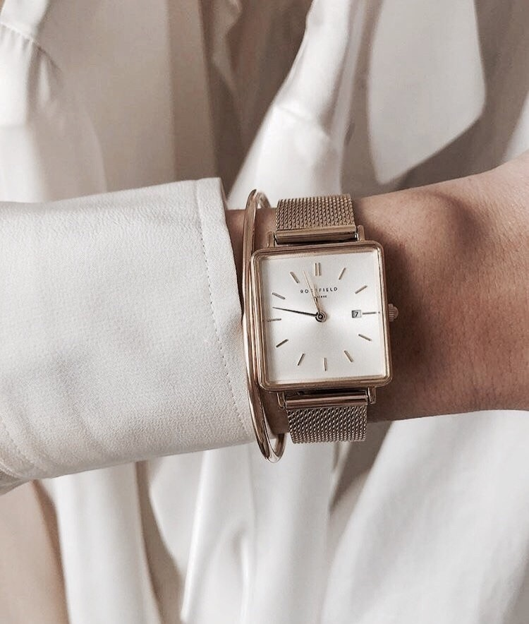 accessories, watch, and gold image