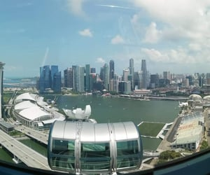 beautiful, singapore, and tourism image