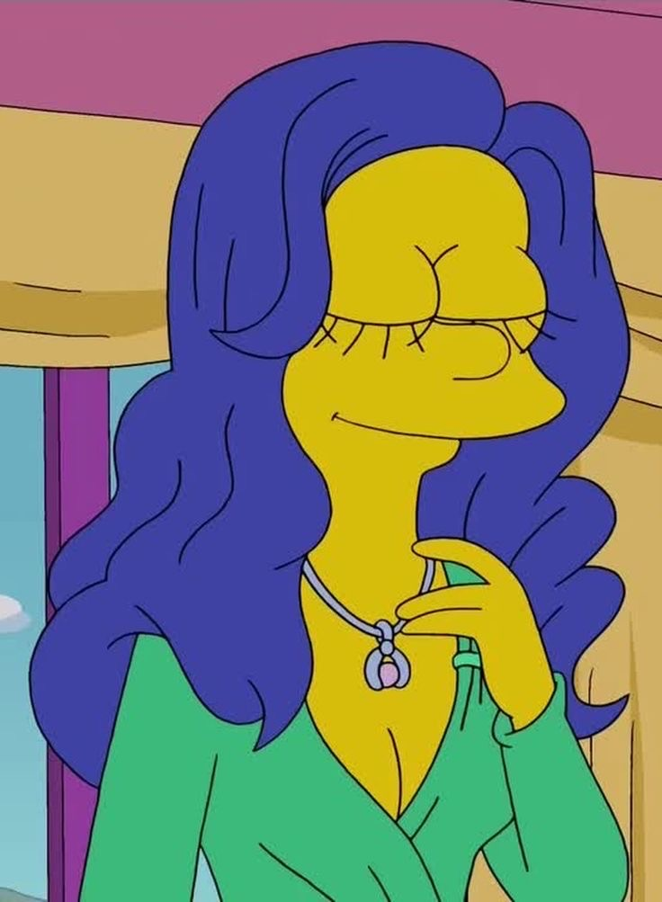 marge, simpson, and The Simpson image