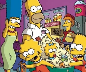 The Simpson, family, and simpson family image