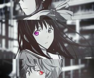 anime, yukine, and gods image