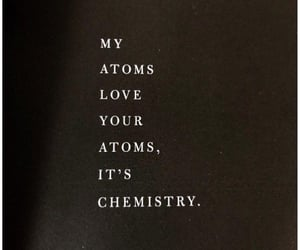 atoms, black, and chemistry image