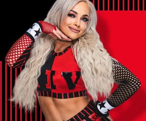 wwe and liv morgan image