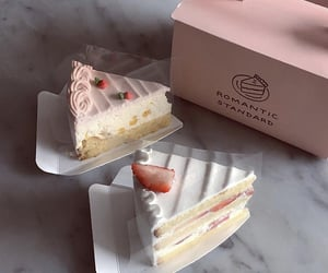 aesthetic, asia, and cake image