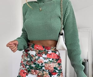 casual, fashion, and style image