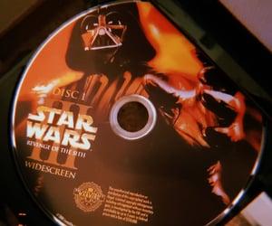 darth vader, dvd, and star wars image