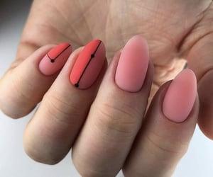 2020, black, and nail art image