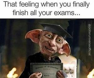 exams, feeling, and finally image