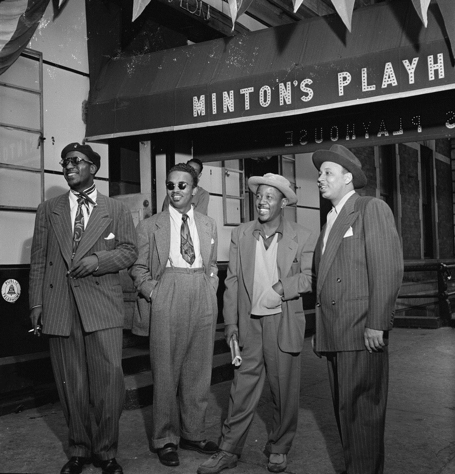 harlem, new york, and thelonious monk image