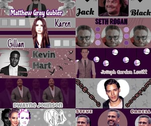 actors, edit, and matthew gray gubler image