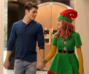 movie, laura marano, and christmas wish image