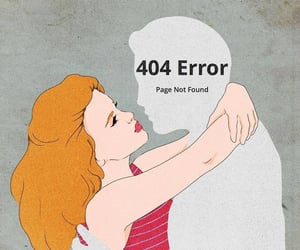 404, aesthetics, and kiss image