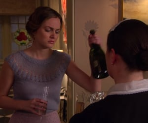 blair, champagne, and new york image
