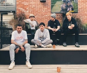 bmth, oliver sykes, and matt nicholls image