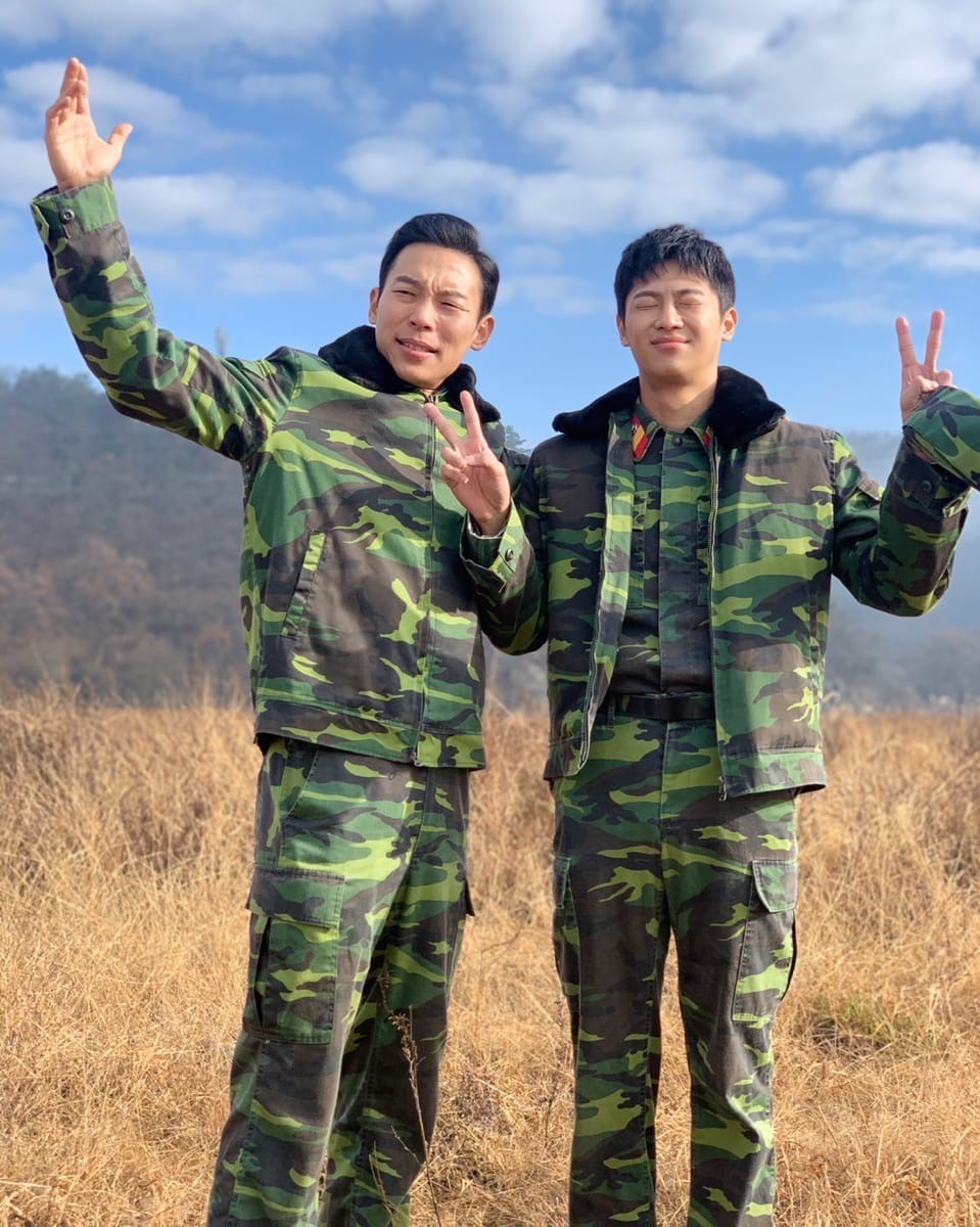 kdrama, crash landing on you, and yang kyung won image