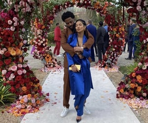 flowers, big sean, and jhene aiko image