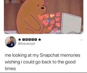 broke, broken, and memories image