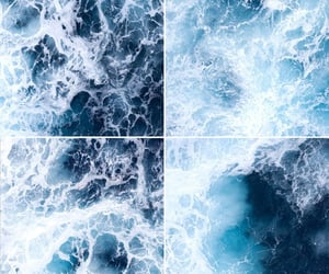 aesthetic, blue, and contrast image