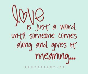 quote, text, and love quote image