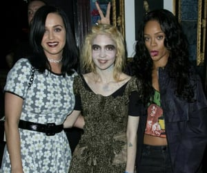 katy perry, rihanna, and Robyn image