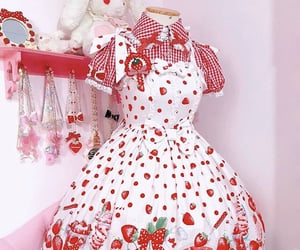 angelic pretty, dress, and elegant image