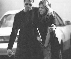 brad pitt, couple, and Jennifer Aniston image
