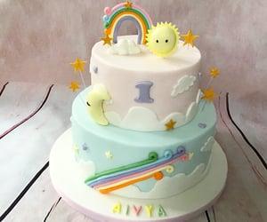 birthday, derbyshire, and rainbow image