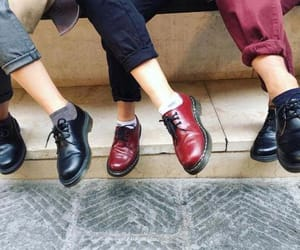 doc martens, dr martens, and shoes image